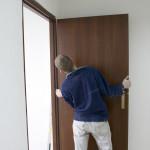 Montáž dveří2