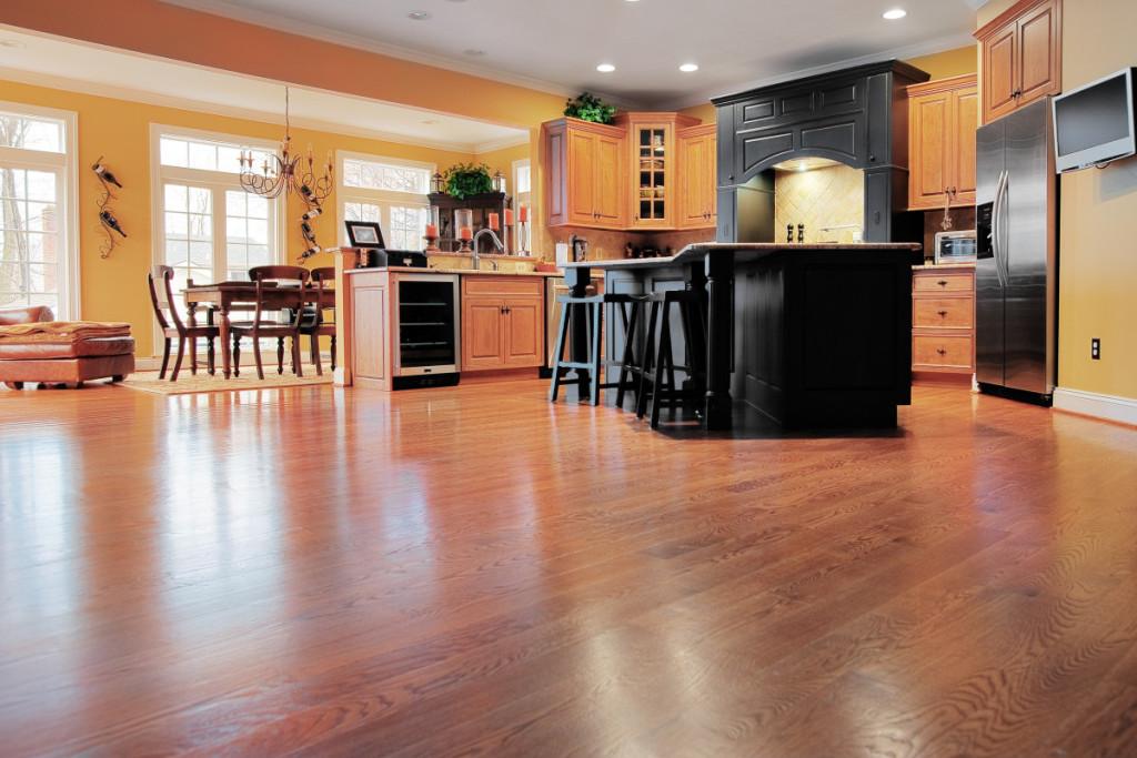 Pokládka plovoucích podlah a PVC